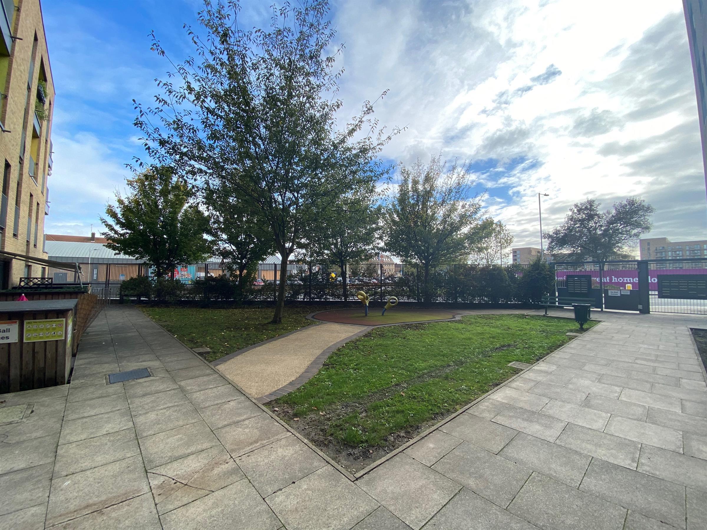 Chandler Court, Axe Street, Barking