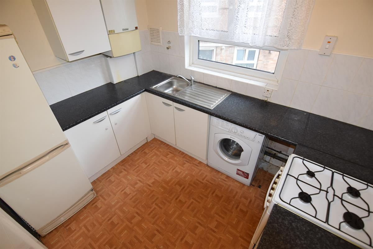 Flat , Alfred Prior House, Grantham Road, London